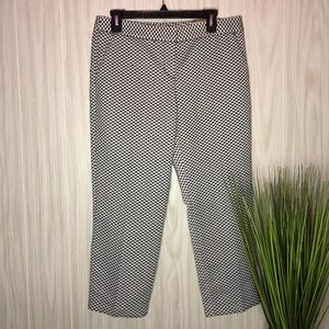 EXPRESS Editor Crop Pants Size 8